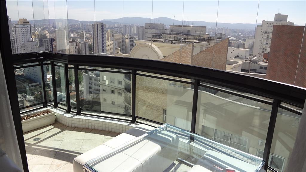 Apartamento residencial à venda, Perdizes, São Pau