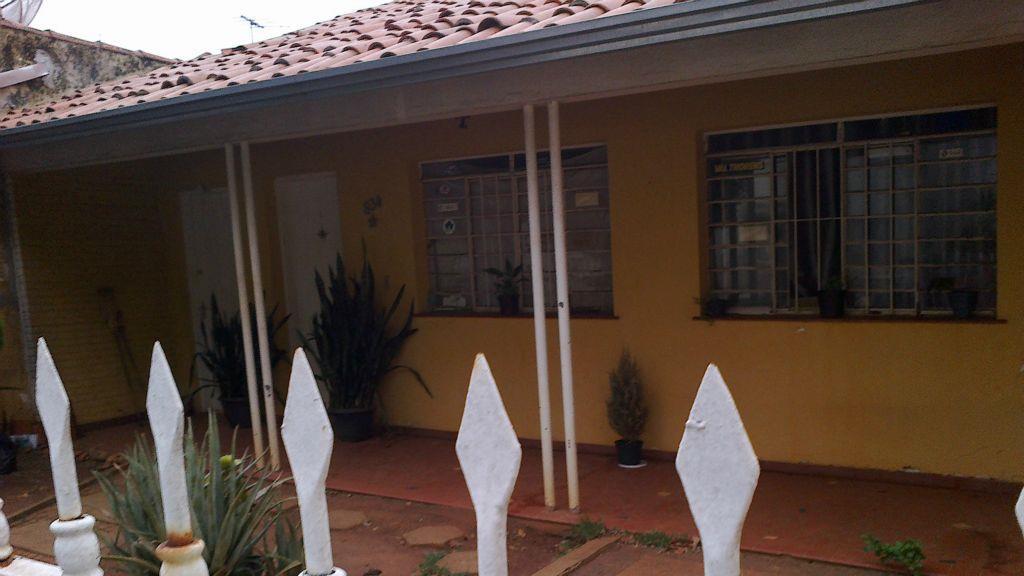 Casa residencial à venda, Vila Itapura, Campinas.