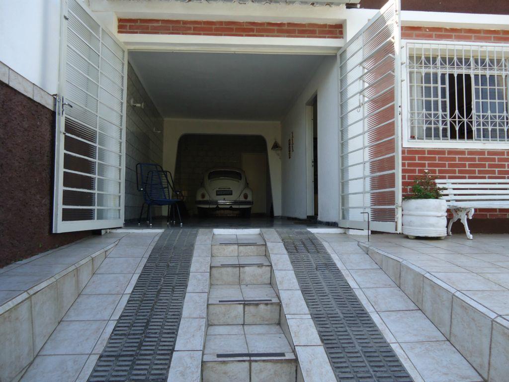 Casa residencial à venda, Vila Industrial, Campinas.