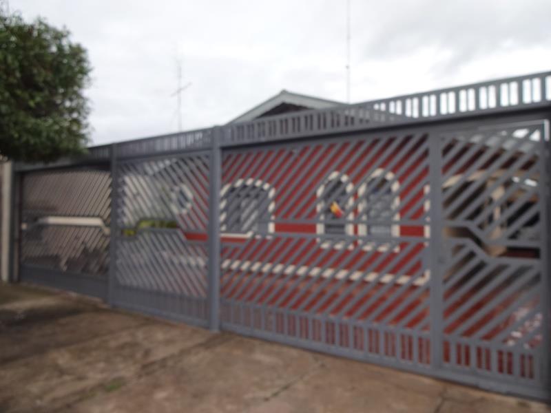 Casa residencial à venda, Parque Tropical, Campinas.