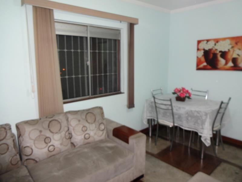 Apartamento residencial à venda, Vila Mimosa, Campinas.