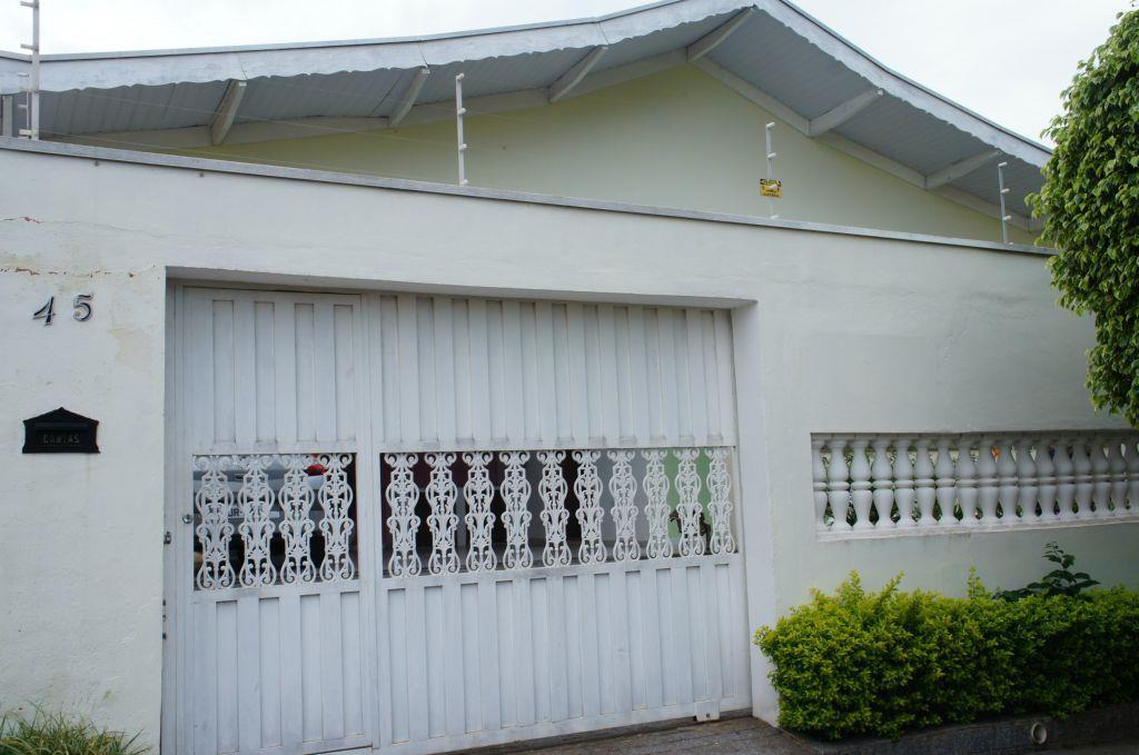 Casa residencial à venda, Vila Mimosa, Campinas.