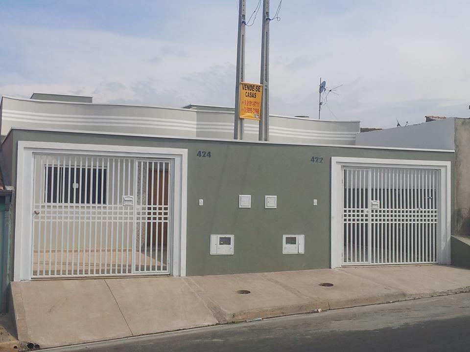 Casa residencial à venda, Parque Orestes Ôngaro, Hortolândia...