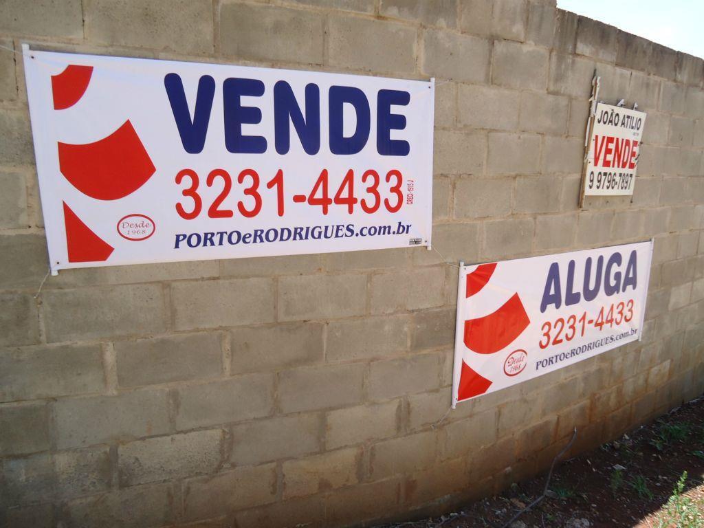 Terreno residencial para venda e locação, Fazenda Santa Când...