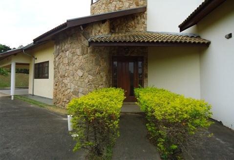 Casa residencial à venda, Chácaras São Bento, Valinhos.