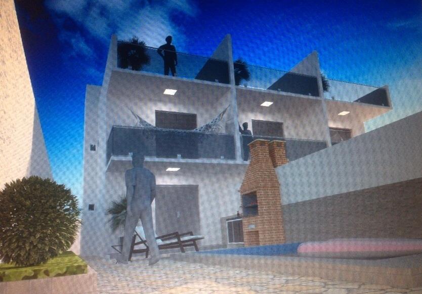 Duplex em Tabatinga com vista incrível para o mar!