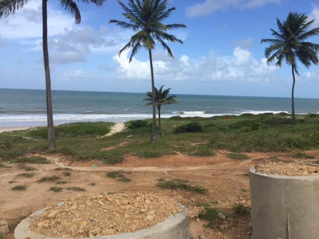 Raridade-Lote Beira Mar-Loteamento Praia Bela, Pitimbú.
