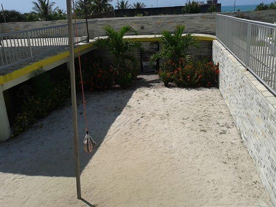 Pousada com 11 suítes na linda Praia Bela, Pitimbú.