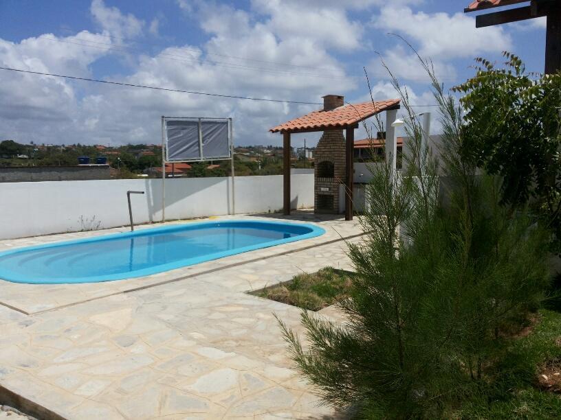 Duplex a 300 metros da Praia de Carapibus, 3 e 4 dormitórios