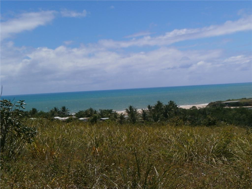 Esquina, 3 lotes junntos, vista permanente para o mar e o rio, rua principal de Praia Bela!