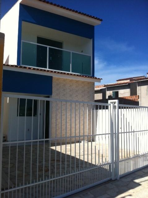 Casa Duplex com Vista para o Mar, Praia de Carapibus, Conde.