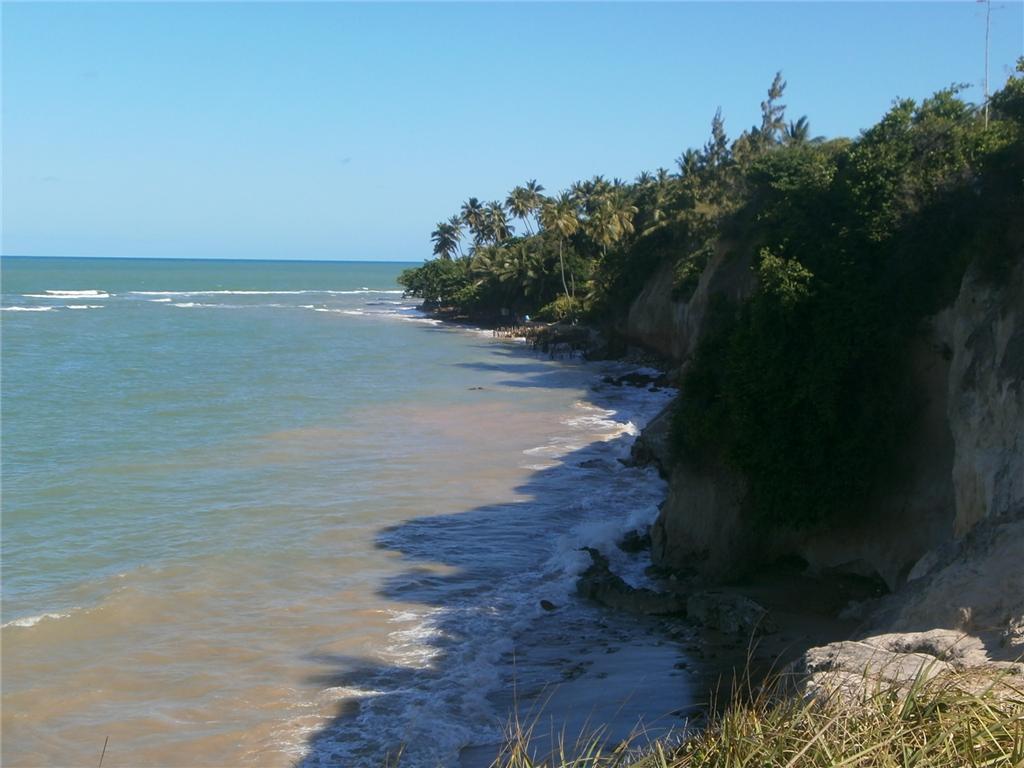 ATENÇÂO HOTELEIROS< terreno beira mar de Carapibus, 18x60+40