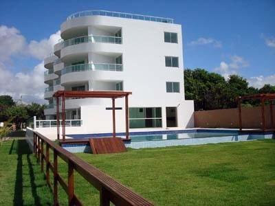 Apartamento beira mar na Praia de Carapibus, Conde.