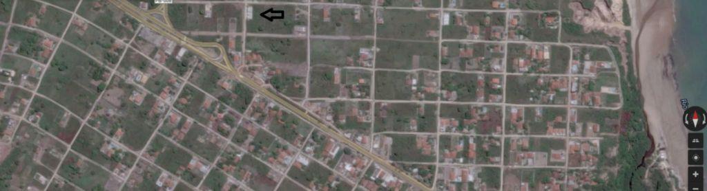 lote 450 m² no Village Jacumã - Praia do Amor