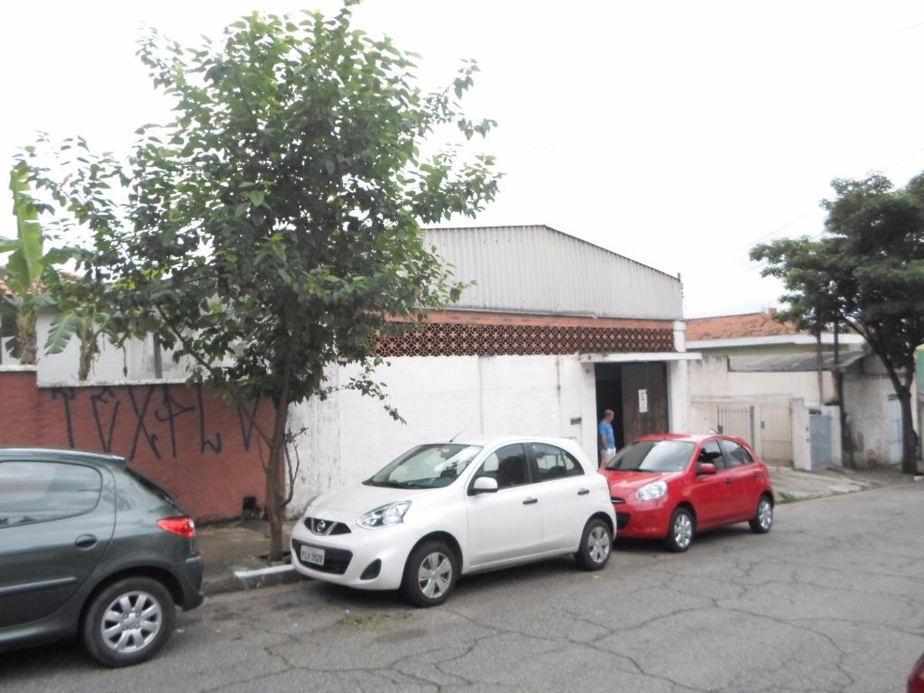 Barracão para Locação - Jardim Vila Mariana