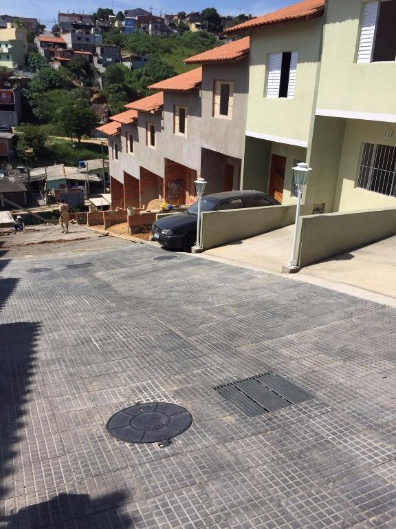 Casa 2 Dorm, Vila Eliza, Franco da Rocha (CA0061) - Foto 9