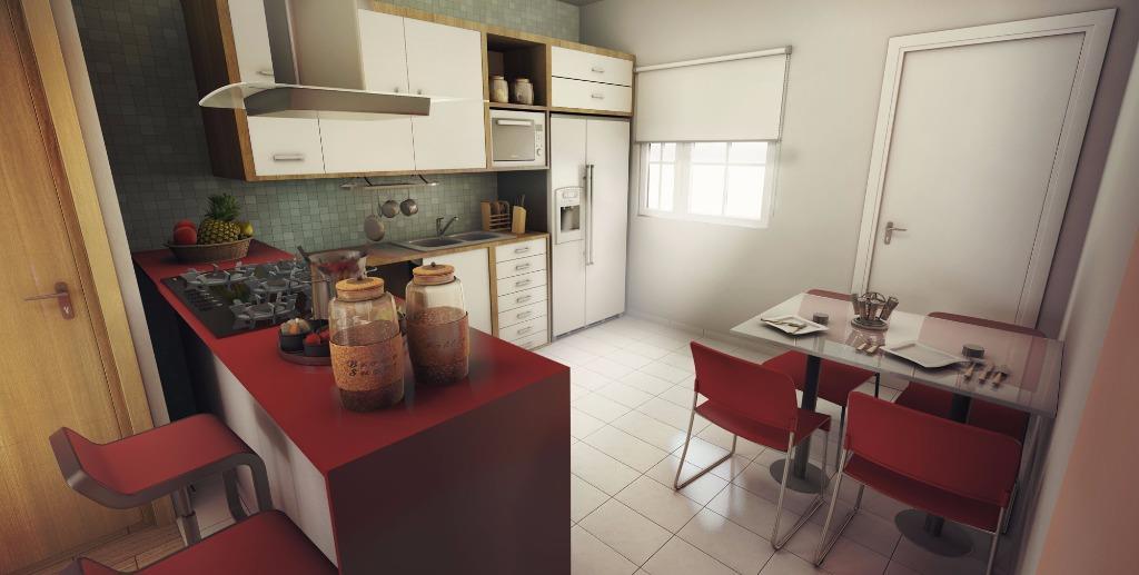 Casa 2 Dorm, Vila Eliza, Franco da Rocha (CA0061) - Foto 3