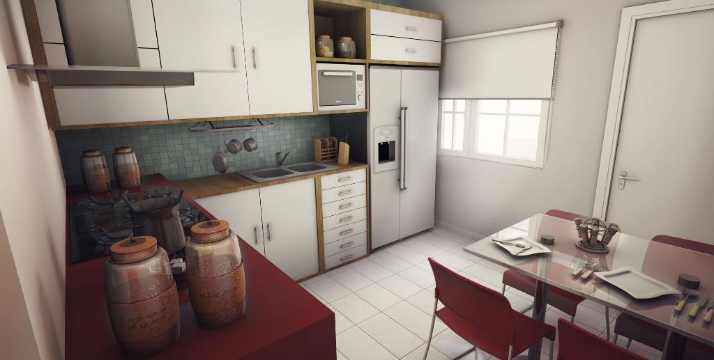 Casa 2 Dorm, Vila Eliza, Franco da Rocha (CA0061) - Foto 2
