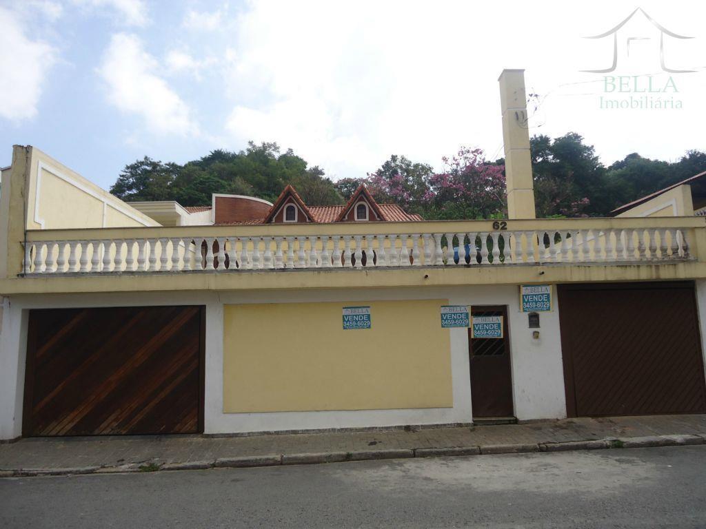 Casa 3 Dorm, Jaraguá, São Paulo (CA0065)