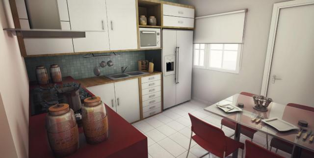 Casa 2 Dorm, Vila Eliza, Franco da Rocha (SO0076) - Foto 2