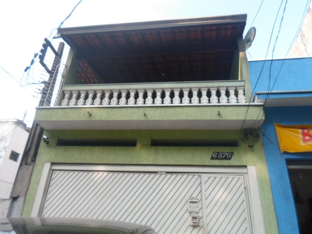 Imóvel: Casa 3 Dorm, Pirituba, São Paulo (SO0073)