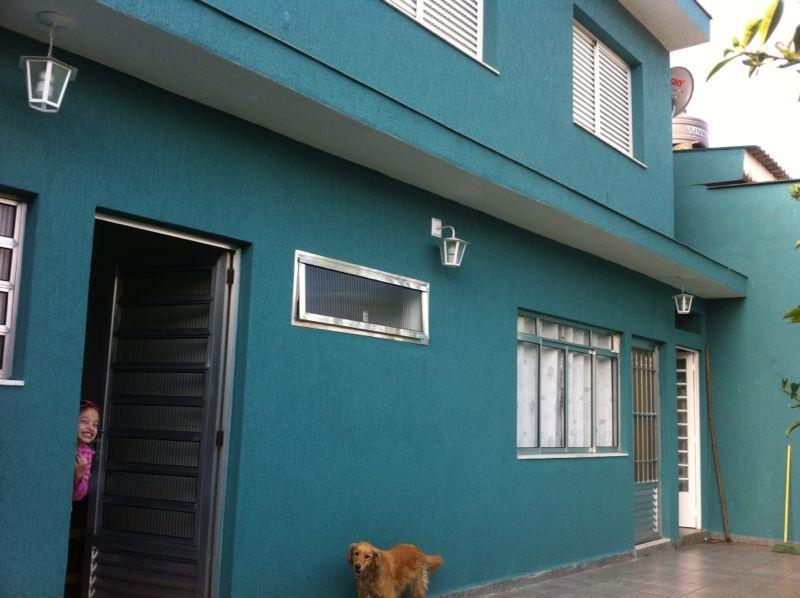 Casa 3 Dorm, Vila Perus, São Paulo (SO0065)