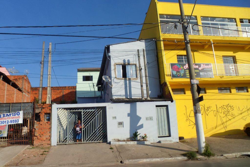 Sobrado à venda, Dic VI (Conj Hab Santo Dias Silva), Campina...