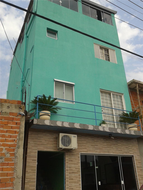 Sobrado residencial à venda, Cidade Satélite Íris, Campinas.