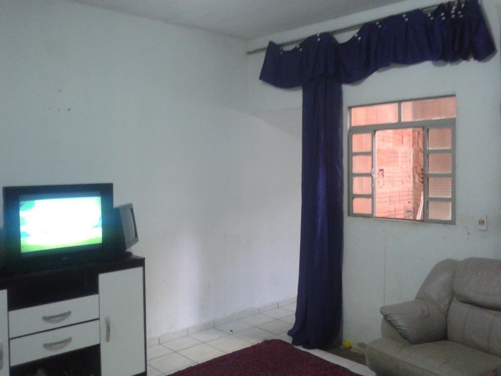 Casa residencial à venda, Parque União da Vitória, Campinas.