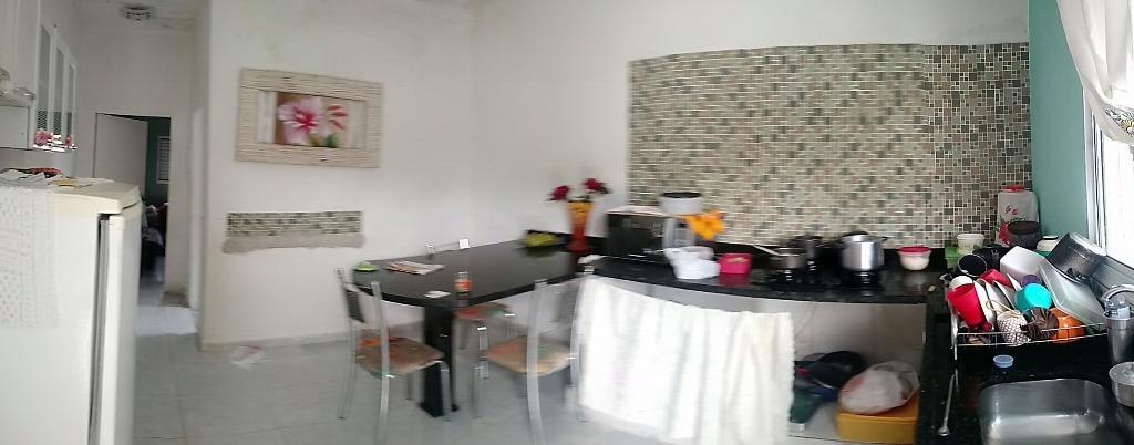 Casa residencial à venda, Jardim Santa Terezinha, Campinas.