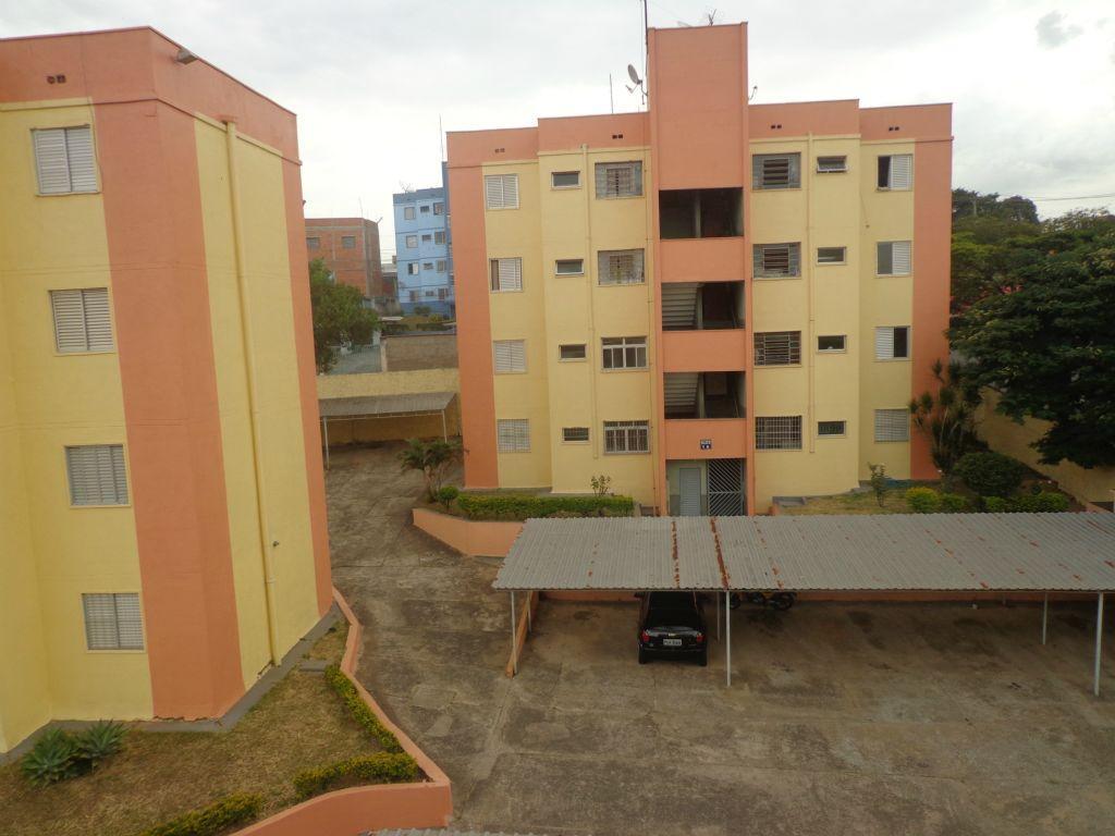 Apartamento  residencial à venda, Dic VI (Conjunto Habitacio...