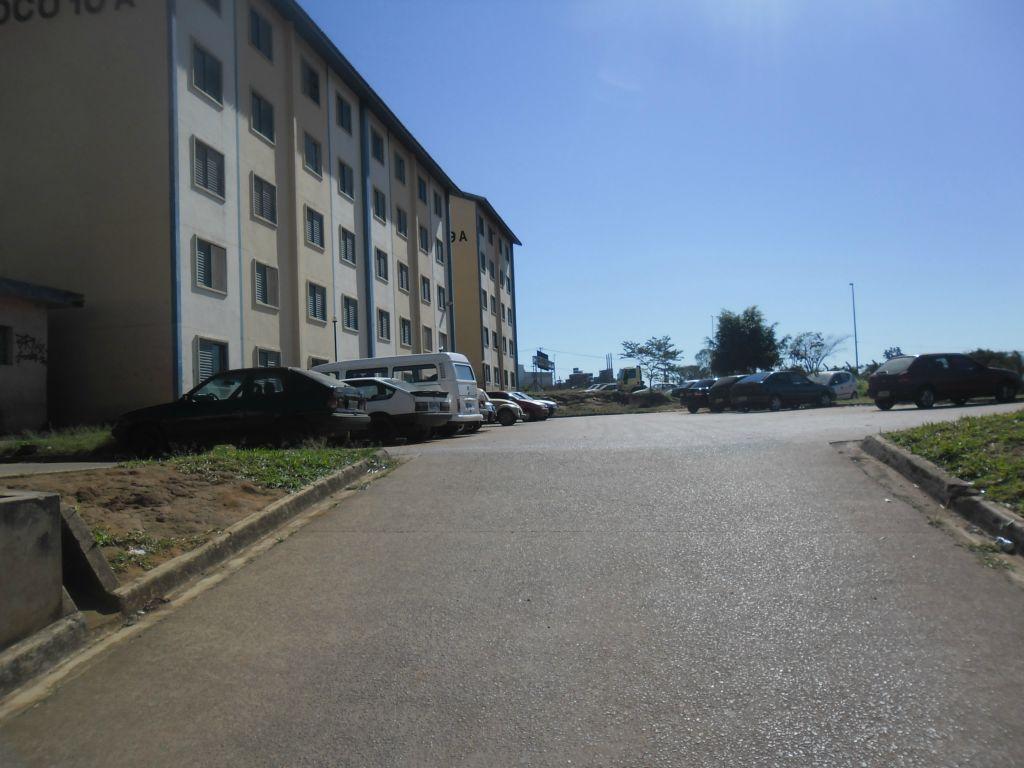 Apartamento residencial à venda, Conjunto Habitacional, Camp...