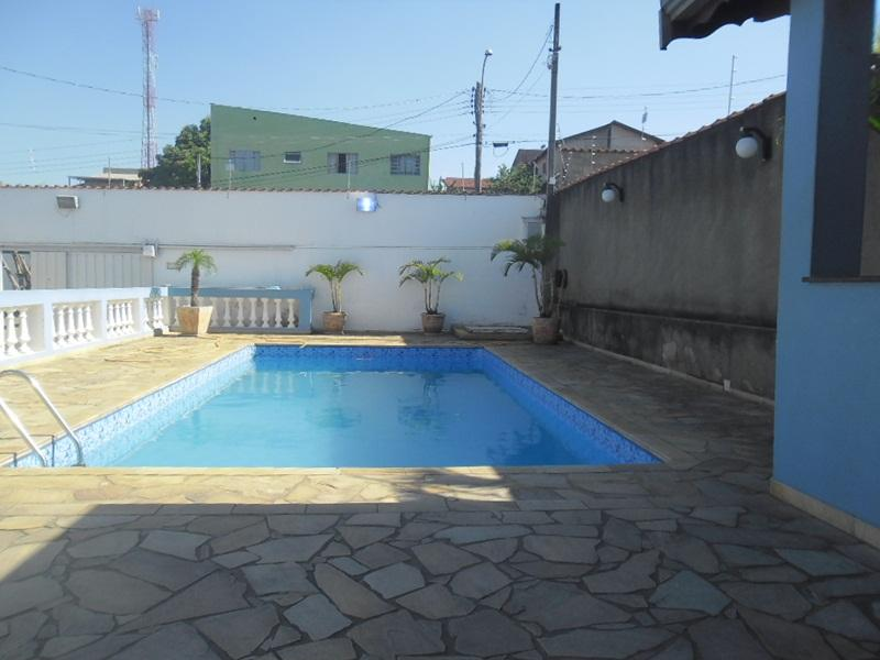 Casa residencial à venda, Vila Aeroporto, Campinas - CA1304.
