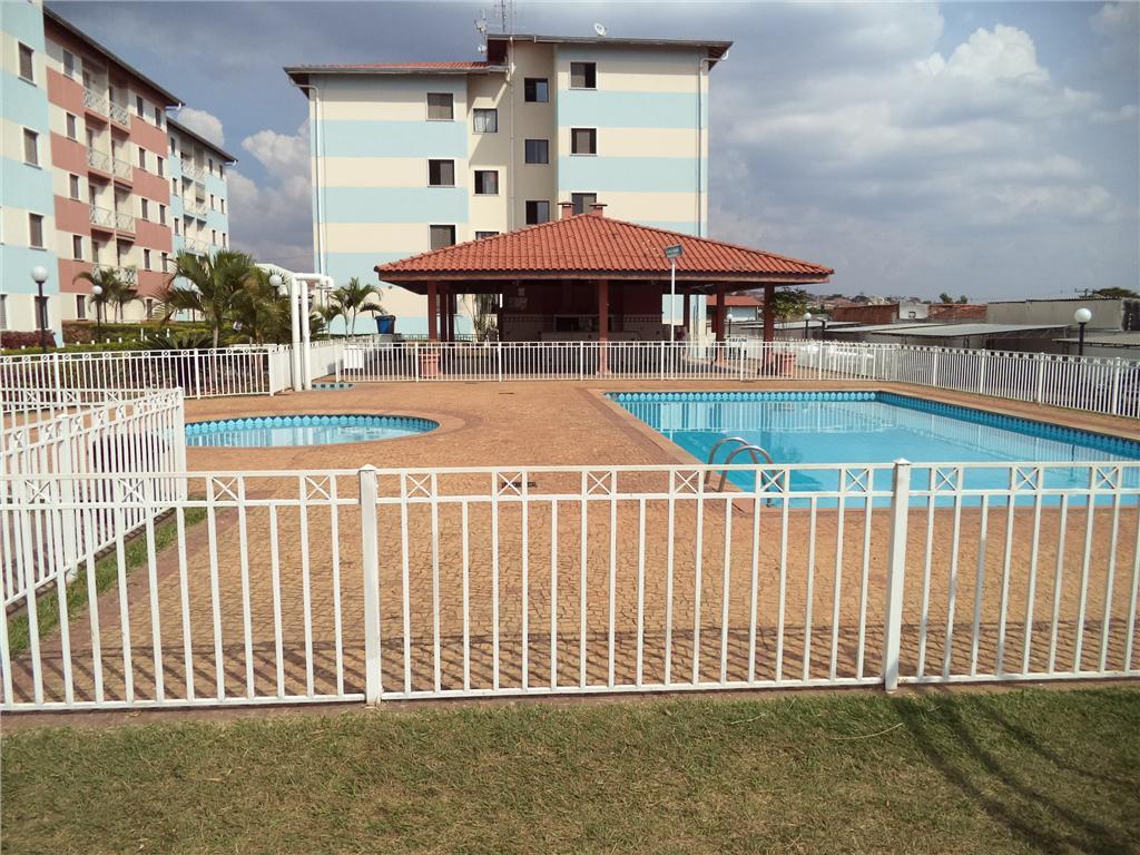 Apartamento residencial à venda, Conjunto Habitacional Vida ...