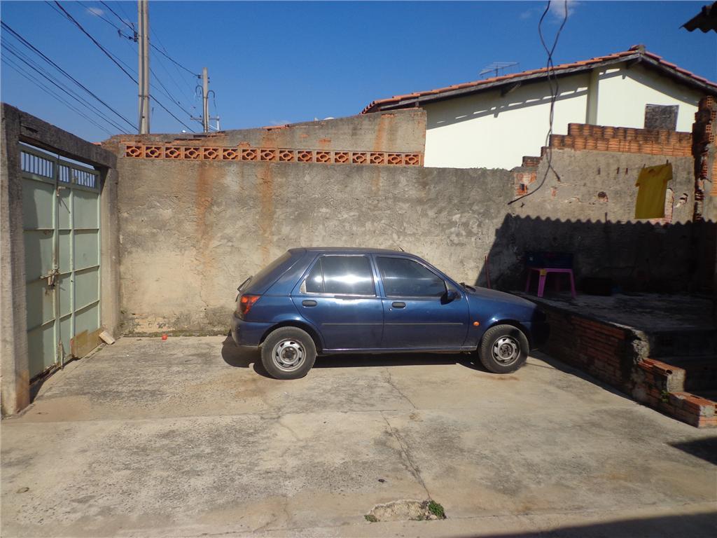 Casa residencial à venda, Vila Tancredo Neves, Campinas.