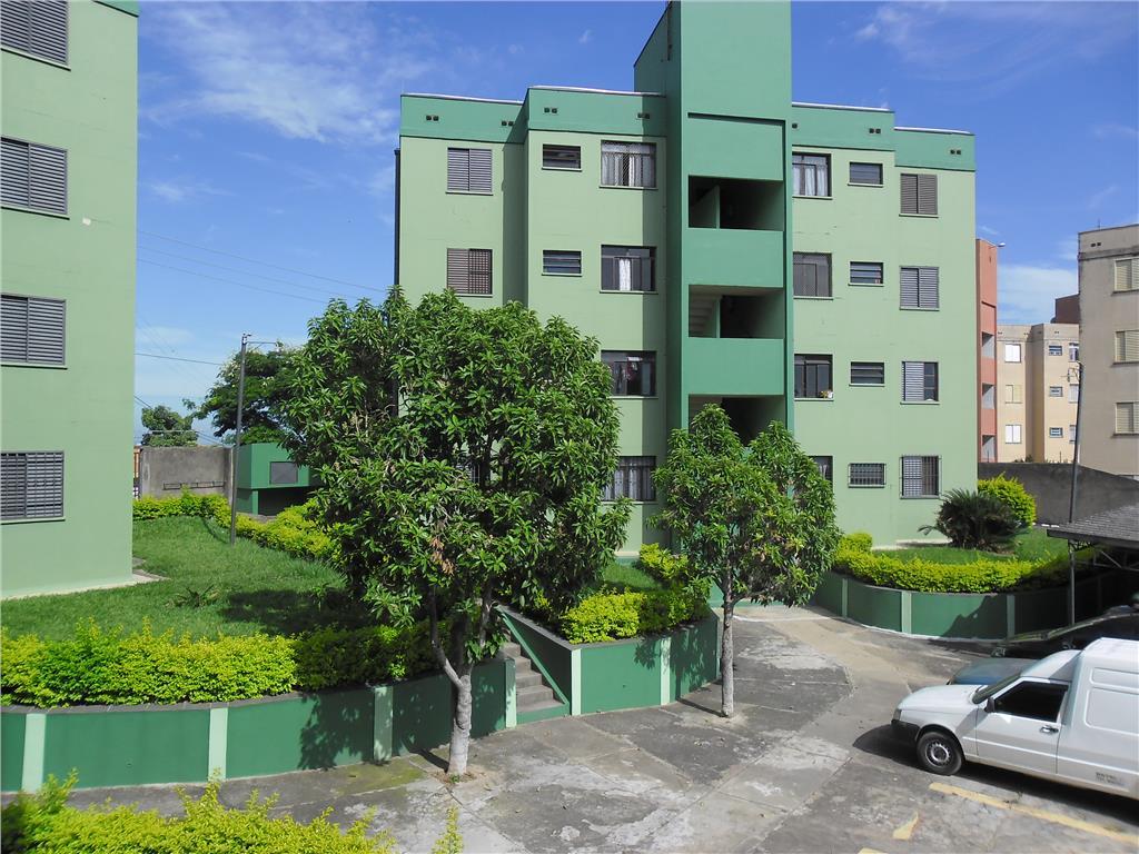 Apartamento residencial à venda, Dic V. Campinas - AP0763.
