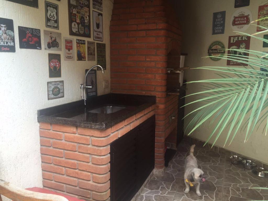 Casa Padrão à venda, Jardim Cambara, São Paulo