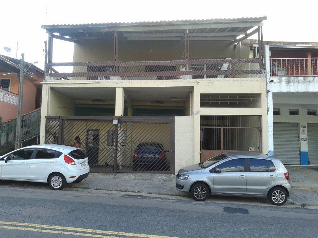 Casa 3 Dorm, Jardim Tarumã, Jundiaí (1322076)