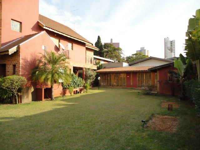 Casa 4 Dorm, Parque do Colégio, Jundiaí (1321693)