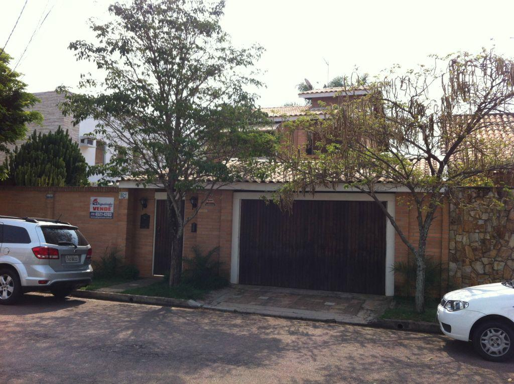 Casa 4 Dorm, Jardim das Samambaias, Jundiaí (1321610)