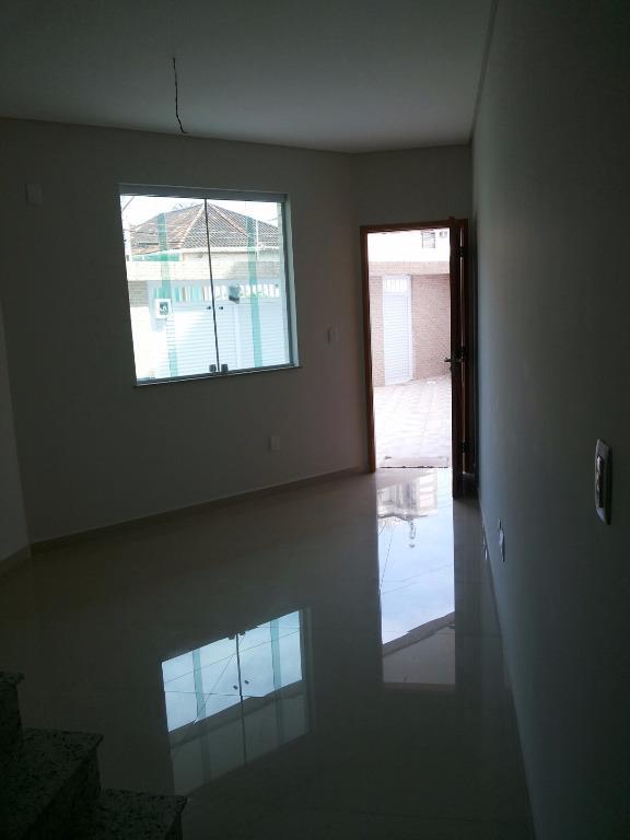 Casa  residencial à venda, Vila Belmiro, Santos-BS Imóveis