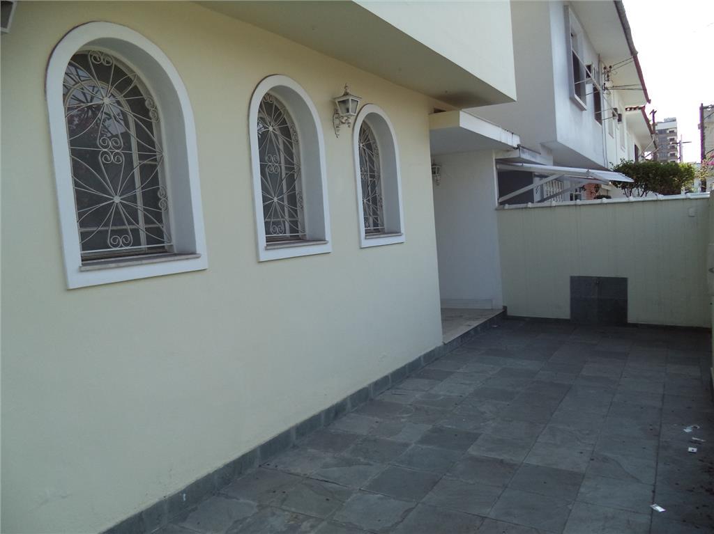 Sobrado residencial para locação, Boqueirão, Santos - SO0191