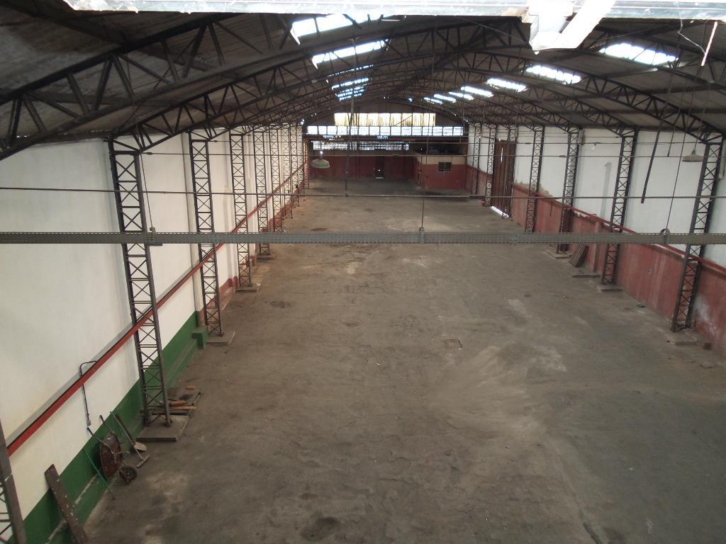 Barracão comercial para venda e locação, Paquetá, Santos - B