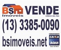 Terreno comercial à venda, Rádio Club, Santos - BS Imóveis