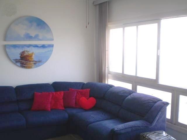 Apartamento residencial à venda, Ilha Porchat, São Vicente -