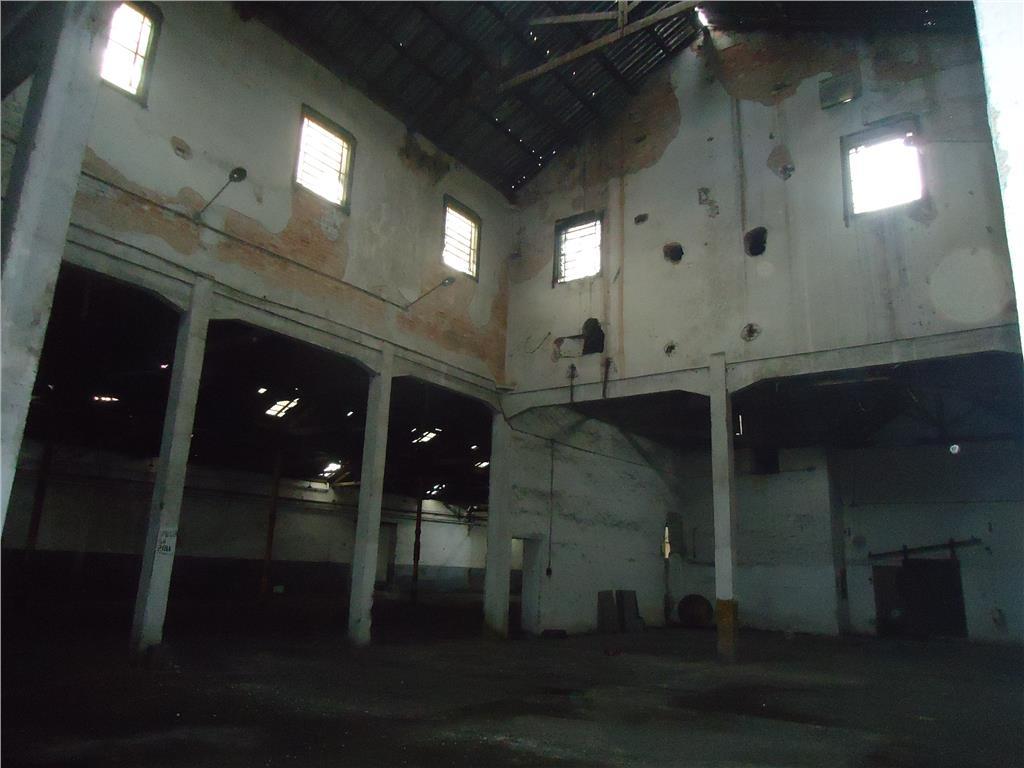 Galpão  comercial para locação, Centro, Santos-BS Imóveis