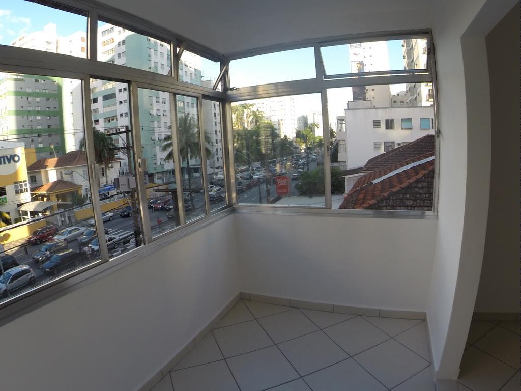 Apartamento residencial à venda, Gonzaguinha, São Vicente -B