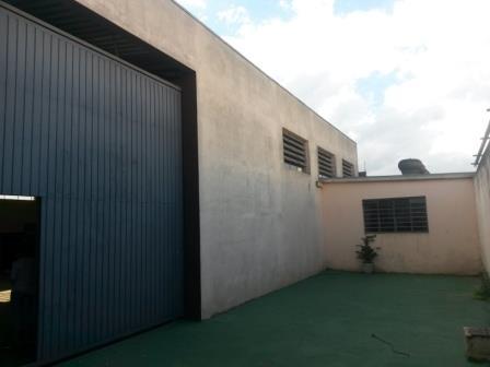 Galpão, Ã�gua Chata, Guarulhos (GA0126)