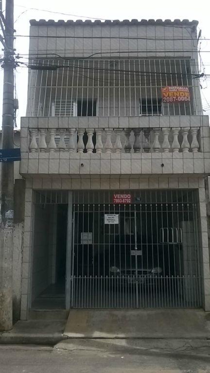 Casa 2 Dorm, Residencial Parque Cumbica, Guarulhos (SO1049)