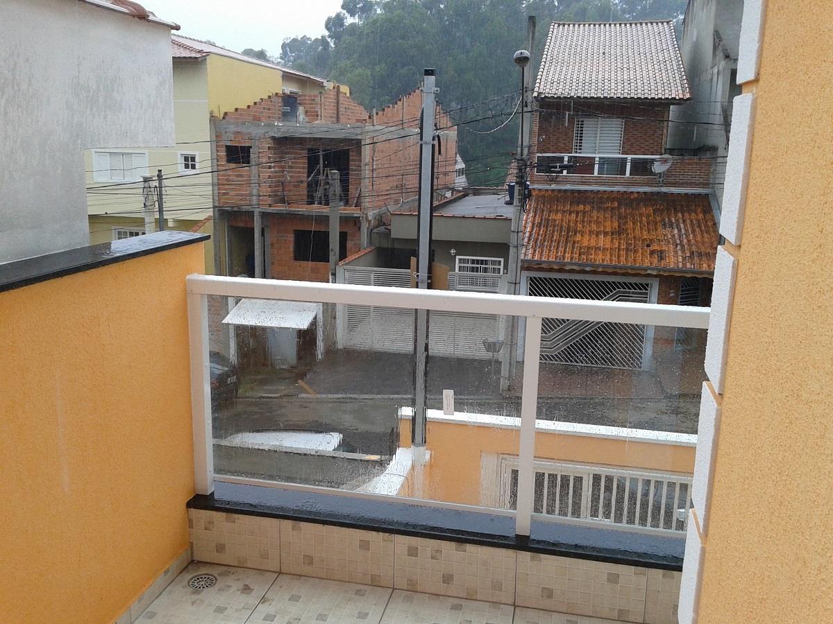 Casa 3 Dorm, Parque Flamengo, Guarulhos (SO1089) - Foto 3
